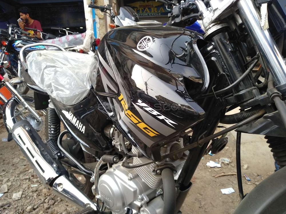 Yamaha YBR 125 2020 Image-1