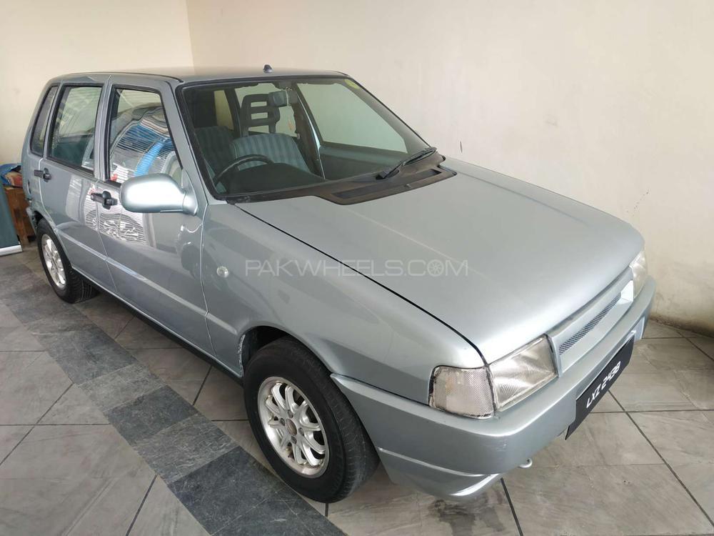 Fiat Uno 60 Diesel 1.7 2002 Image-1