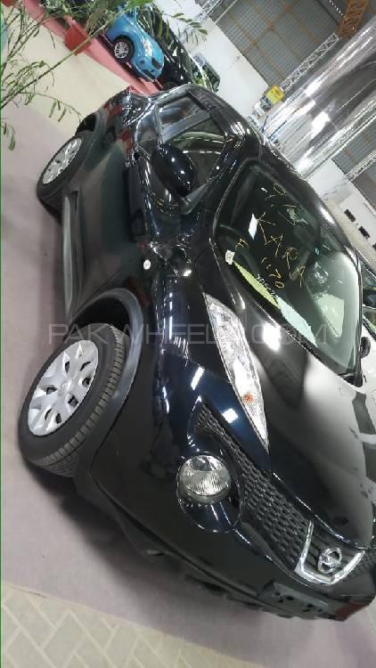 Nissan Juke 15RX Type V 2013 Image-1