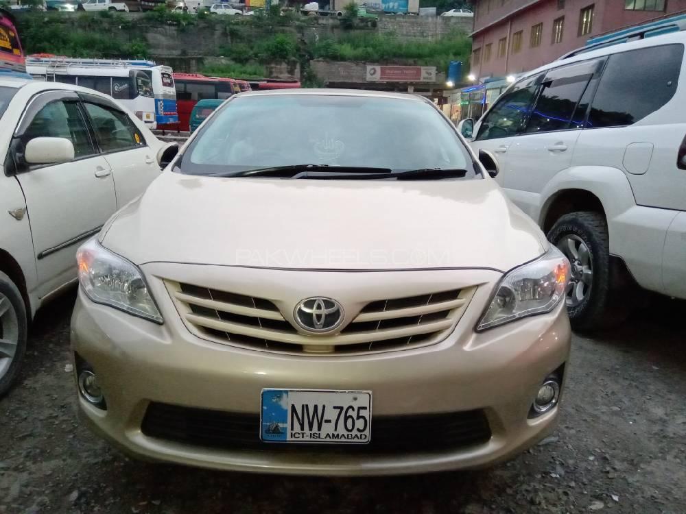 Toyota Corolla 2.0D Saloon SR 2009 Image-1