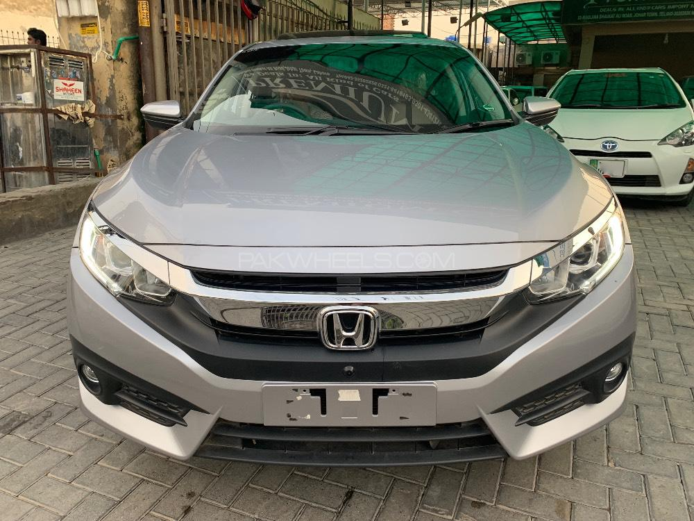 Honda Civic Oriel 1.8 i-VTEC CVT 2019 Image-1