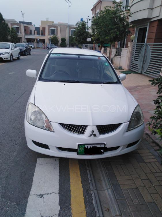 Mitsubishi Lancer GLX Automatic 1.3 2006 Image-1