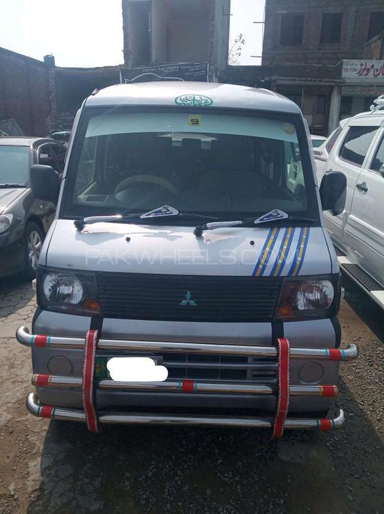 Mitsubishi Minicab Bravo 2010 Image-1