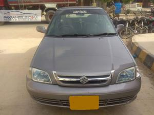 Suzuki Cultus Cars for sale in Pakistan | PakWheels