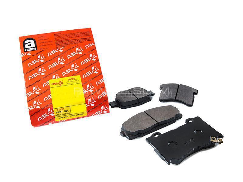 Honda Civic 1995 Asuki Rear Brake Pads - A-181N Image-1