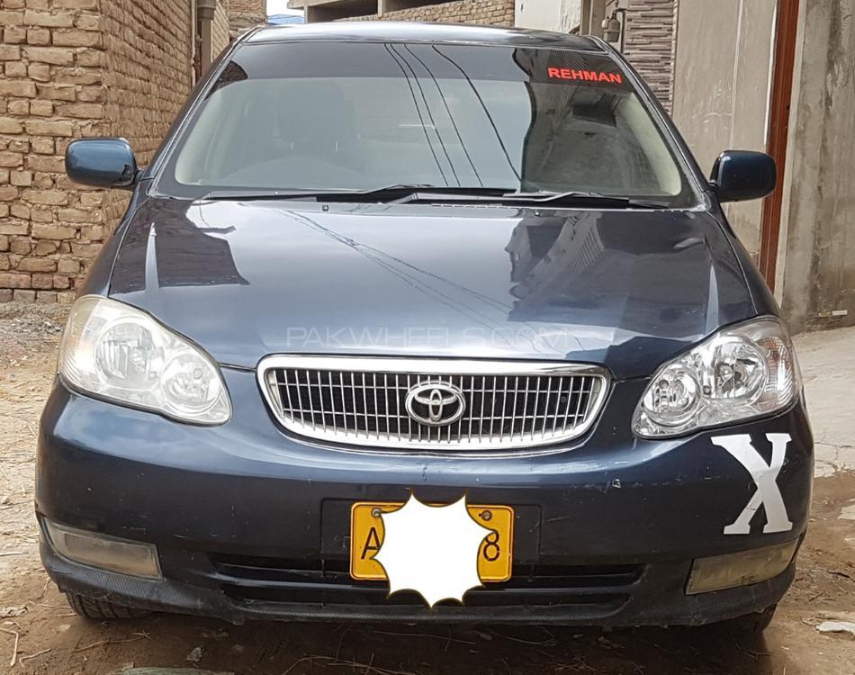 Toyota Corolla Xli 2007 For Sale In Badin