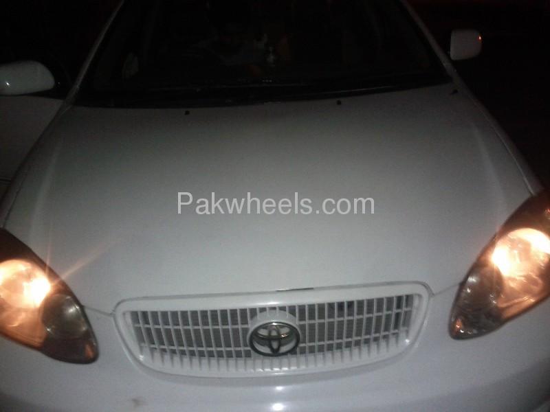 Toyota Corolla XLi 2005 Image-6