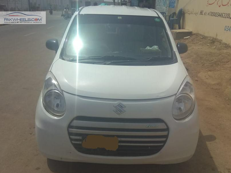 Suzuki Alto ECO-L 2014 for sale in Karachi | PakWheels