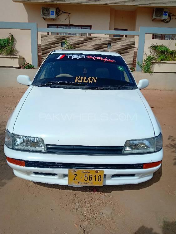 Daihatsu Charade Cl 1987 For Sale In Karachi Pakwheels