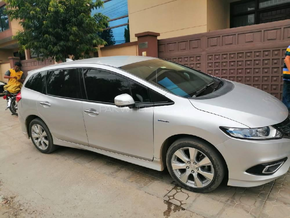 Honda Jade 2015 for sale in Rawalpindi | PakWheels