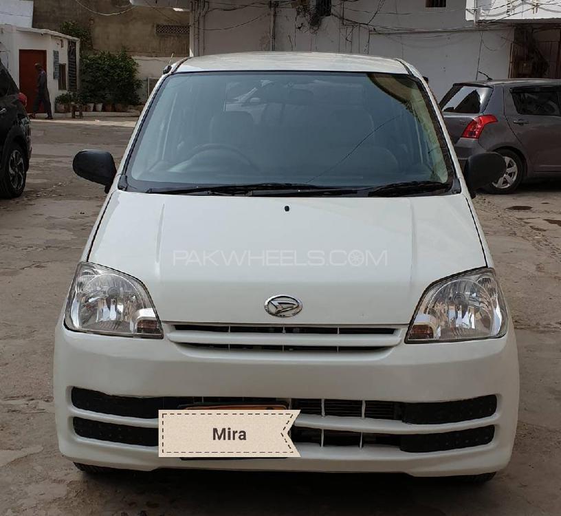 Daihatsu Mira 2006 Image-1