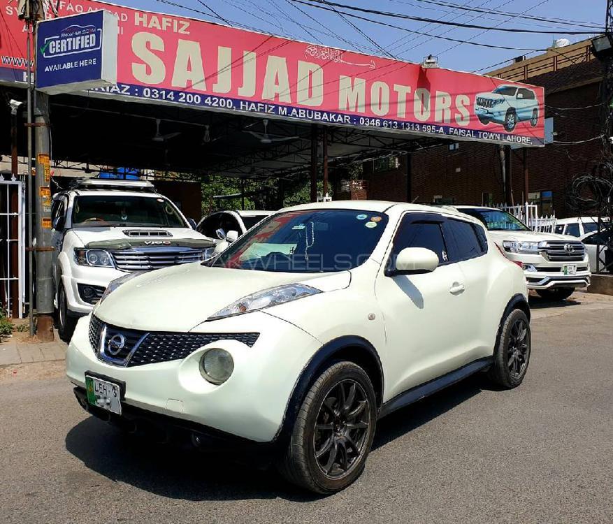 Nissan Juke 15RX Urban Selection 2010 Image-1
