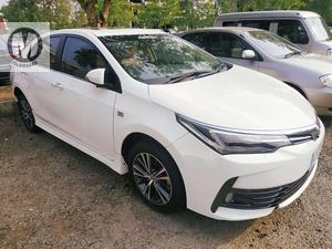Used Toyota Corolla Altis Grande CVT-i 1.8 2018