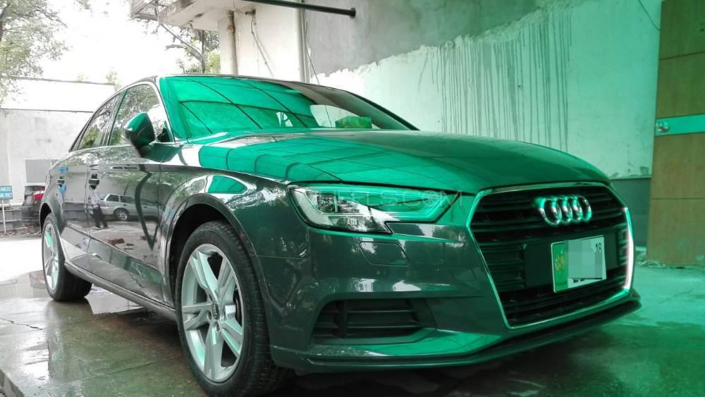 Audi A3 1.2 TFSI 2017 Image-1