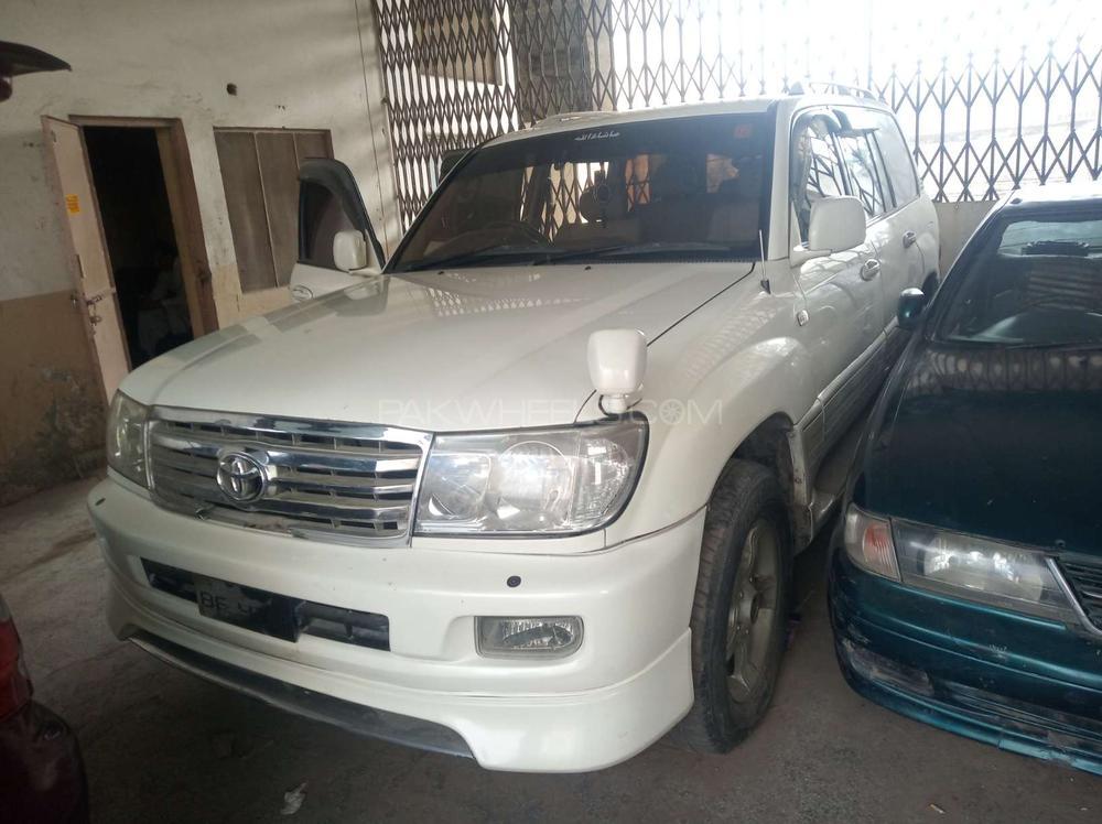 Toyota Land Cruiser VX Limited 4.2D 1998 Image-1