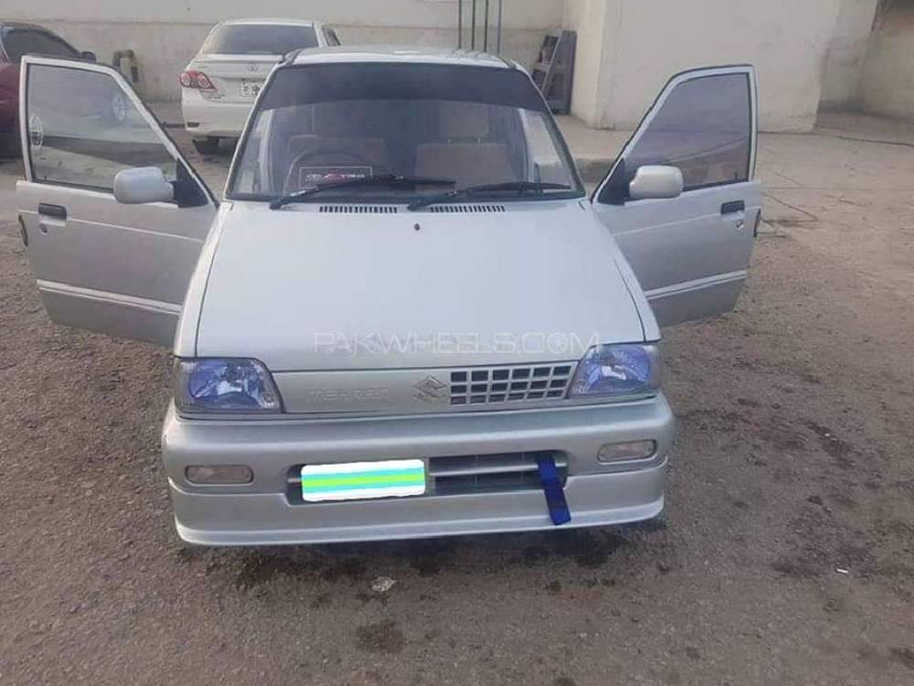 Suzuki Mehran VX Euro II Limited Edition 2014 Image-1