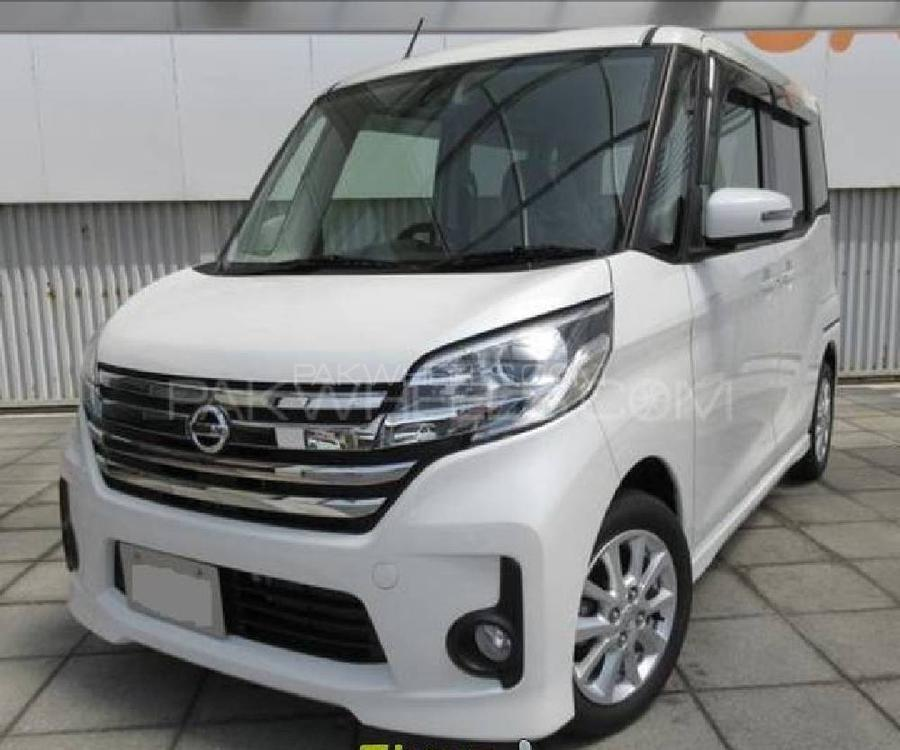 Nissan Roox HIGHWAY STAR TURBO URBAN SELECTION 2014 Image-1