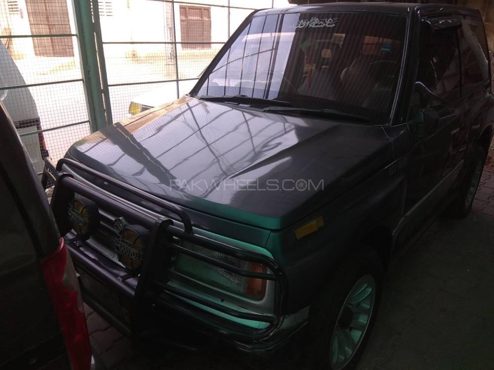 Suzuki Vitara GLX 1.6 1987 Image-1