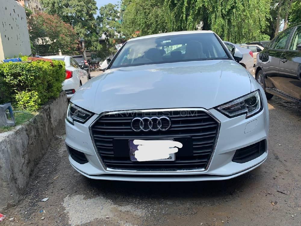 Audi A3 1 2 Tfsi Standard 2019 For Sale In Islamabad Pakwheels