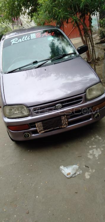 Daihatsu Cuore 2000 Image-1