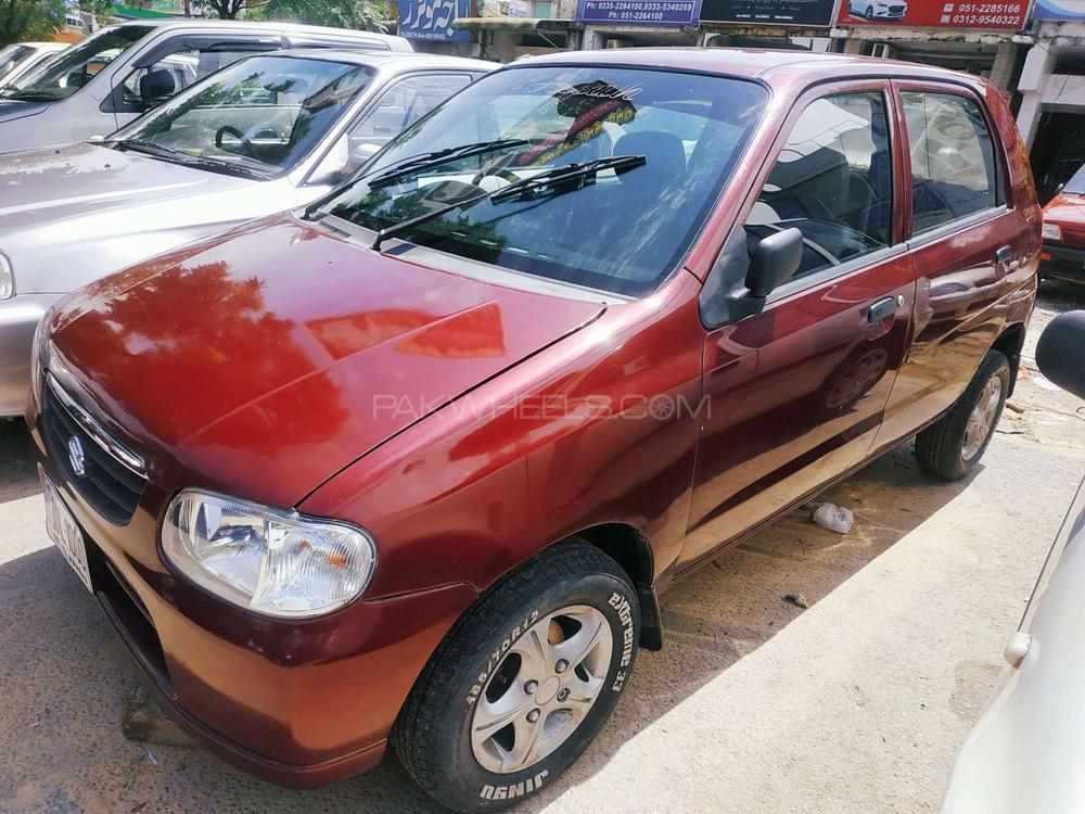 Suzuki Alto VXR 2001 for sale in Islamabad | PakWheels