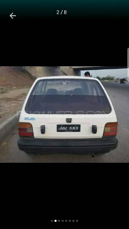 Suzuki Mehran VX 1998 Image-1