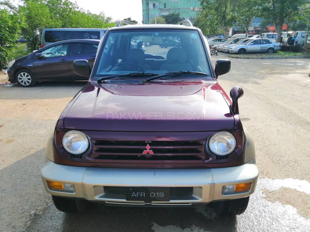Mitsubishi Pajero Mini Limited 1995 Image-1