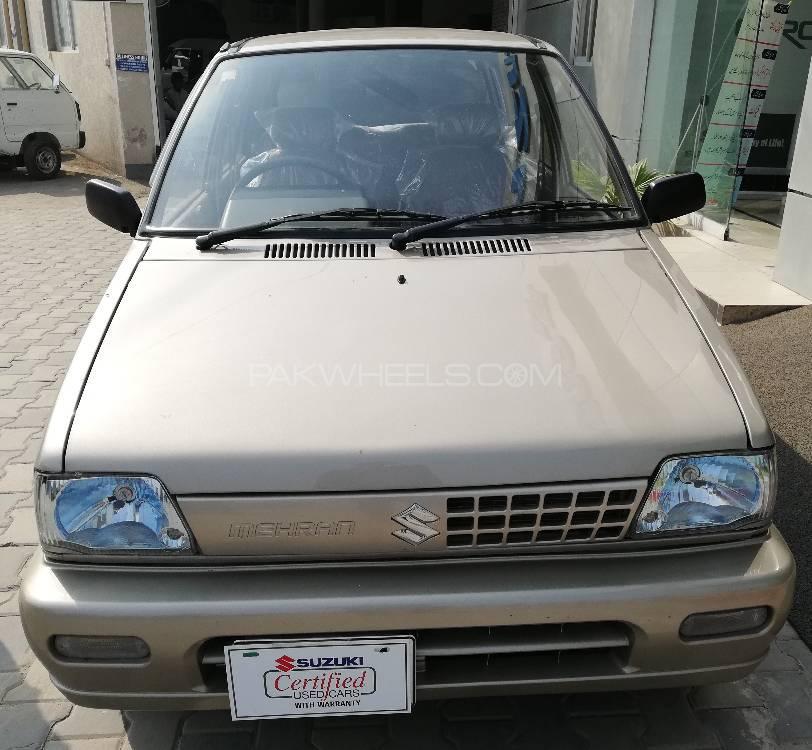 Suzuki Mehran VX Euro II 2018 Image-1