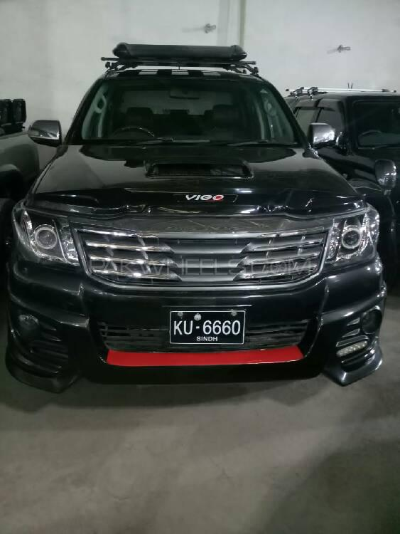 Toyota Hilux Invincible X 2014 Image-1