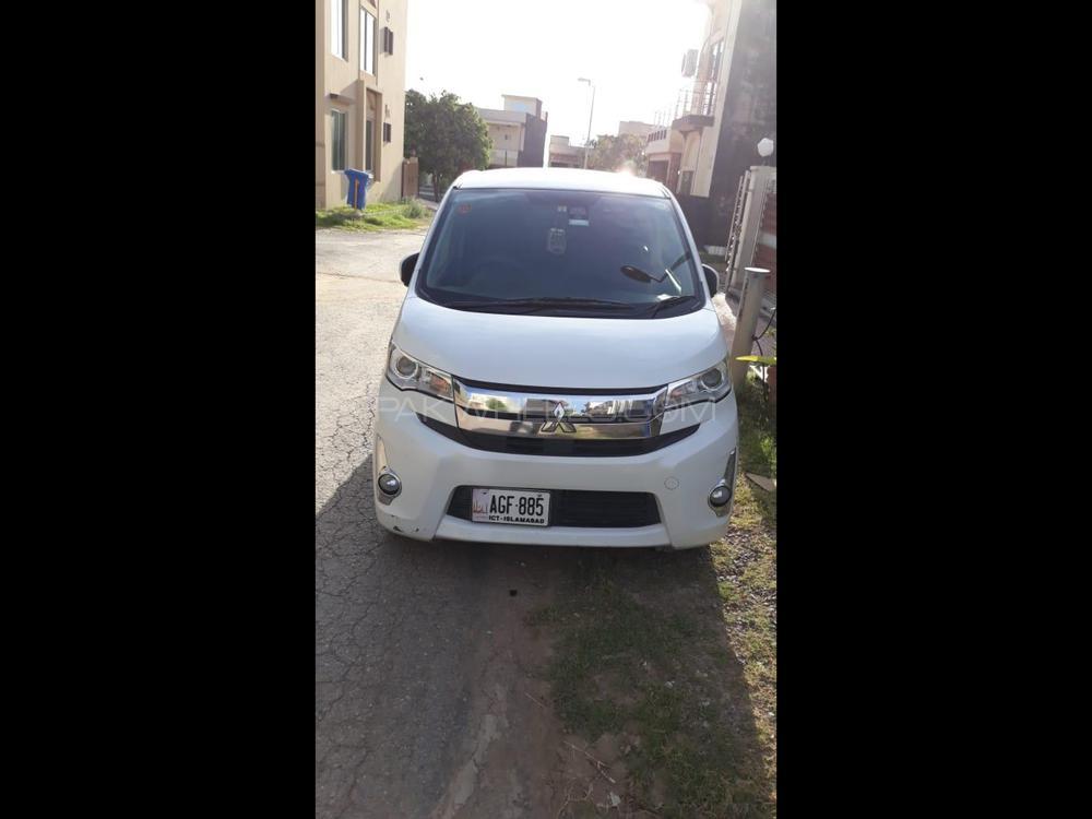Mitsubishi EK Custom M 2015 Image-1