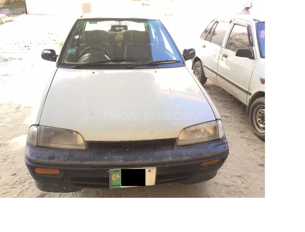 Suzuki Margalla 1998 Image-1
