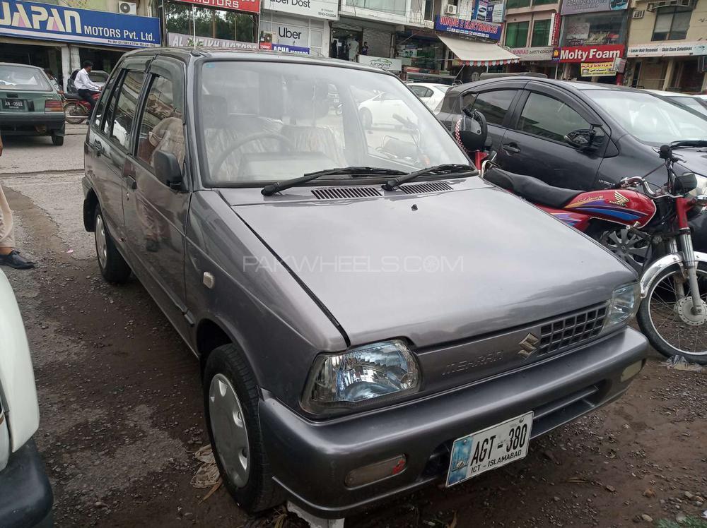 Suzuki Mehran VXR Euro II 2018 Image-1