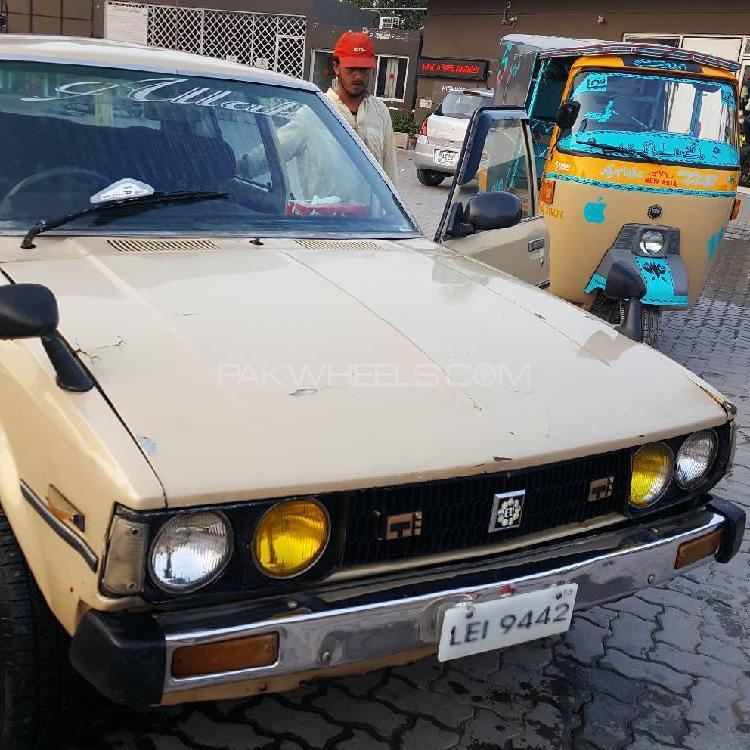 Toyota Corolla G 1980 Image-1