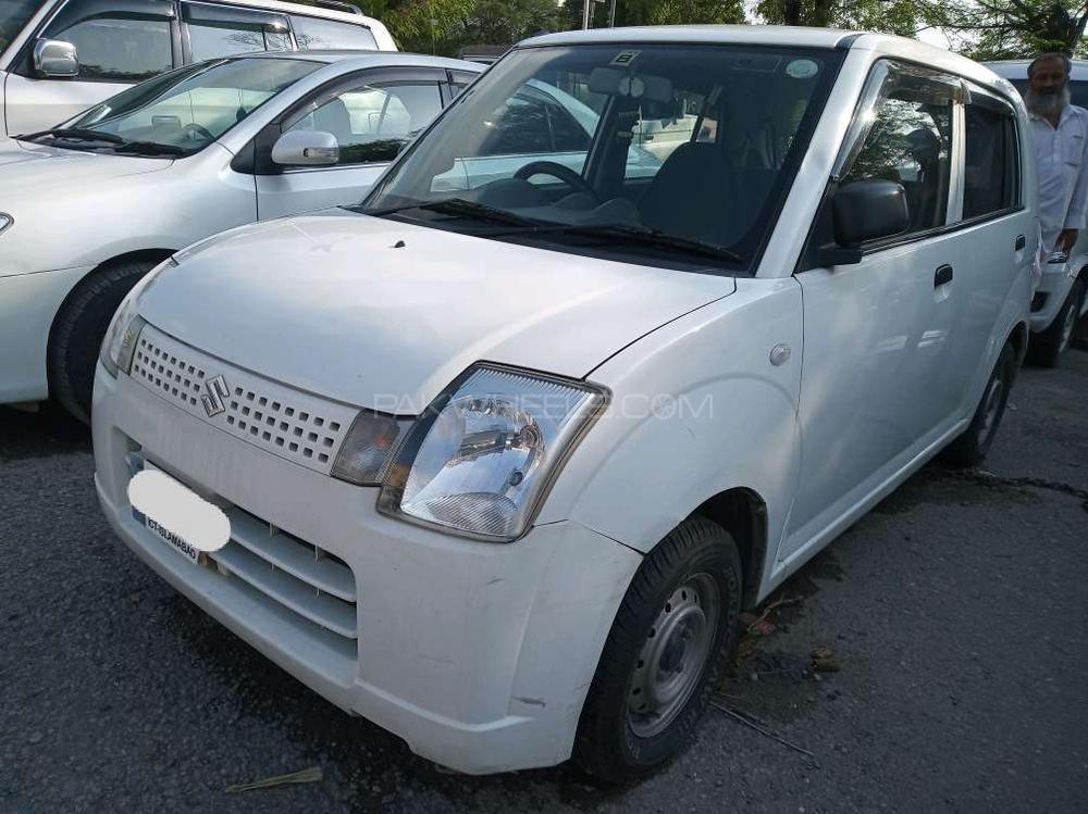 Suzuki Alto EII 2008 Image-1