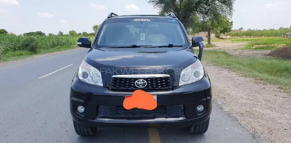 Toyota Rush G A/T 2011 Image-1