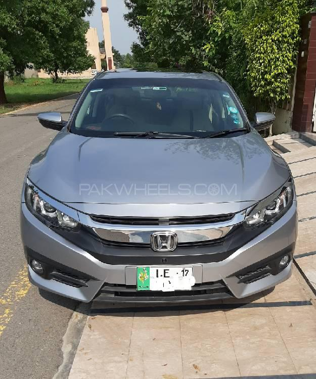 Honda Civic Oriel 1.8 I-VTEC CVT 2016 For Sale In Lahore