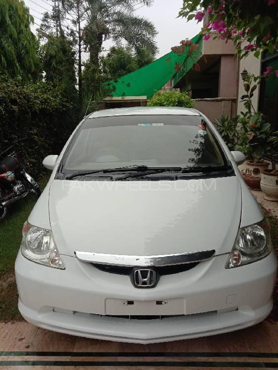 Honda City i-DSI Vario 2003 Image-1