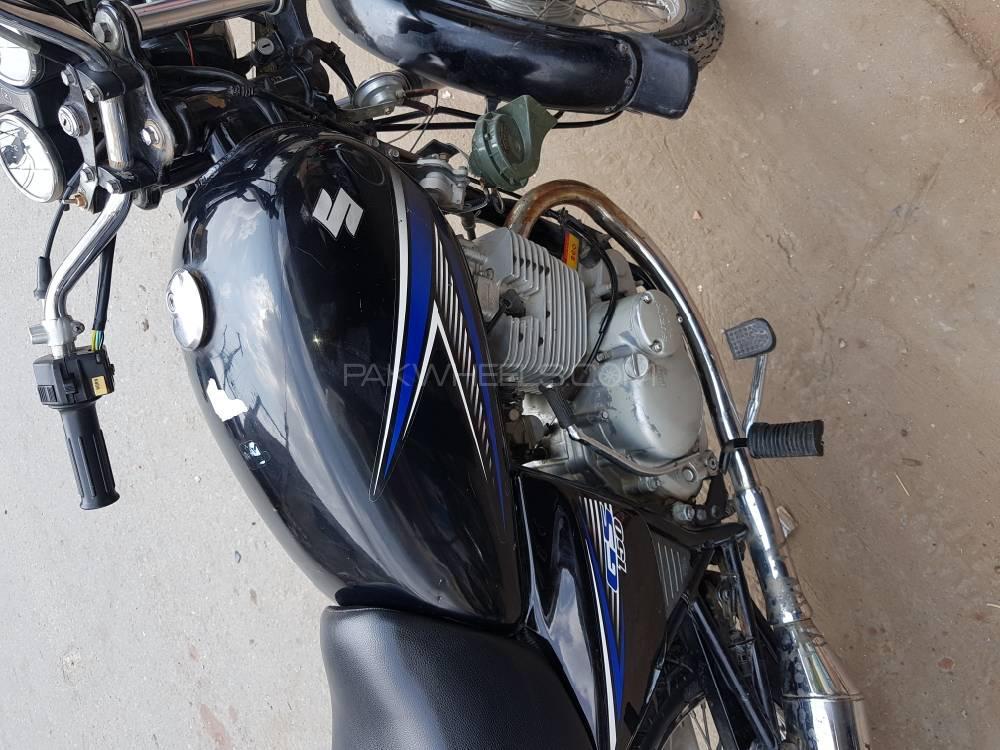Used Suzuki GS 150 2014 Bike for sale in Multan - 249664 | PakWheels