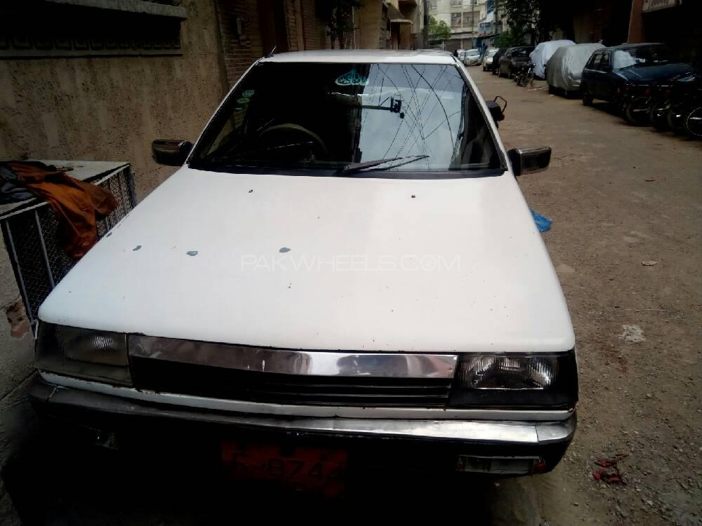 Mitsubishi Lancer GLX 1.3 1986 Image-1