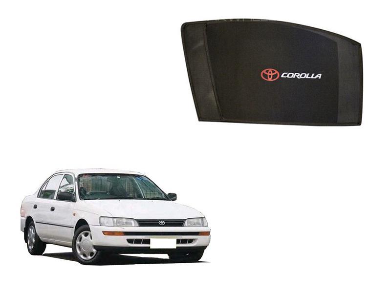 Toyota Corolla 2000 Side Window Shades Image-1