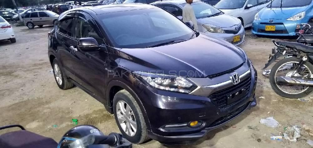 Honda Vezel Hybrid X 2014 Image-1