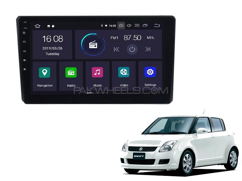 Suzuki Swift IPS Display Android Panel - 2010-2019 Image-1
