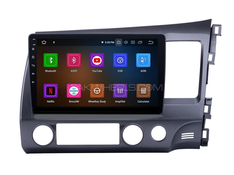 Honda Civic Reborn IPS Display Android Head Unit Panel - 2007-2012