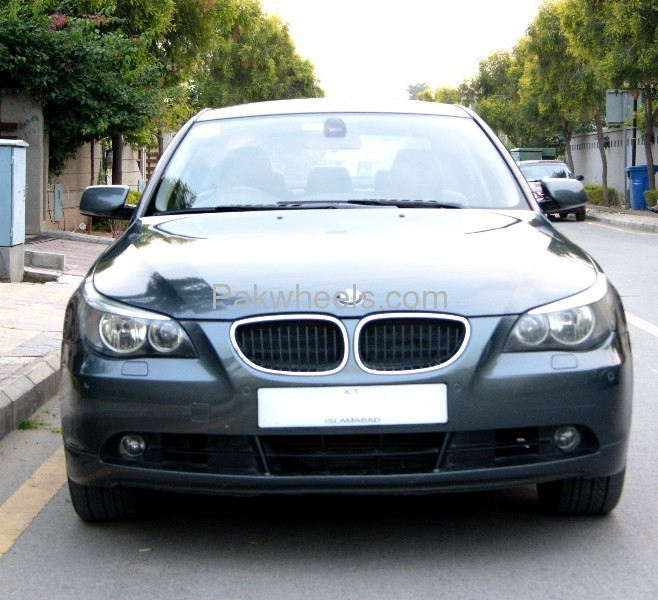 BMW 5 Series 530d 2004 For Sale In Islamabad