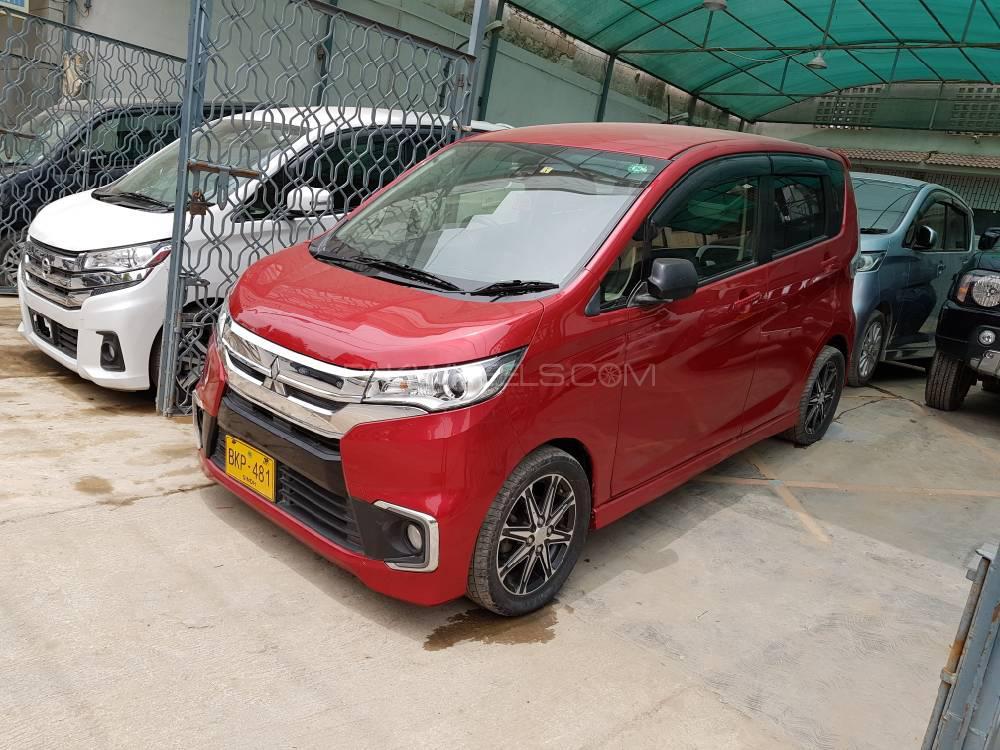 Mitsubishi EK Custom T 2016 Image-1
