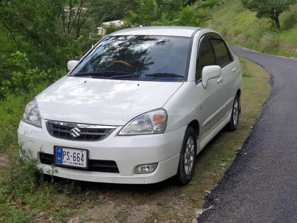 Suzuki Liana Eminent Automatic 2009 Image-1