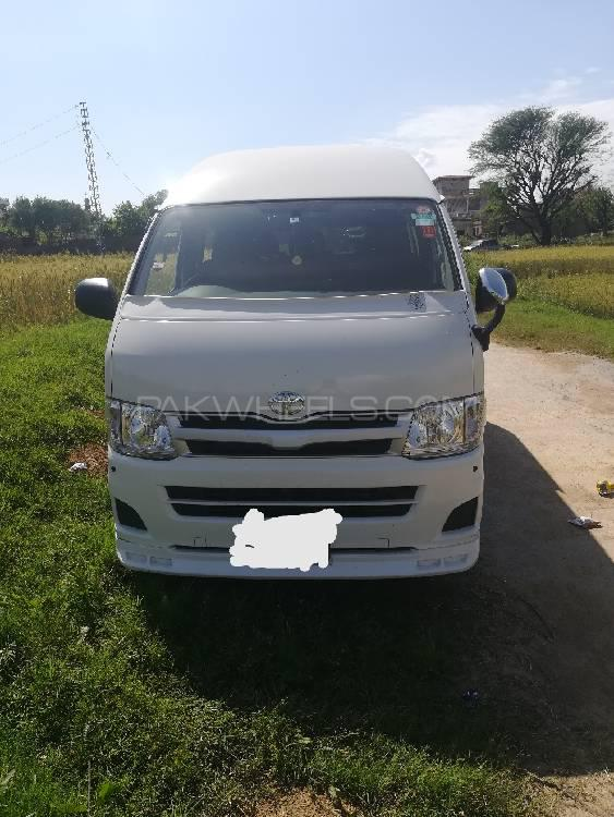 Toyota Hiace GL 2019 Image-1