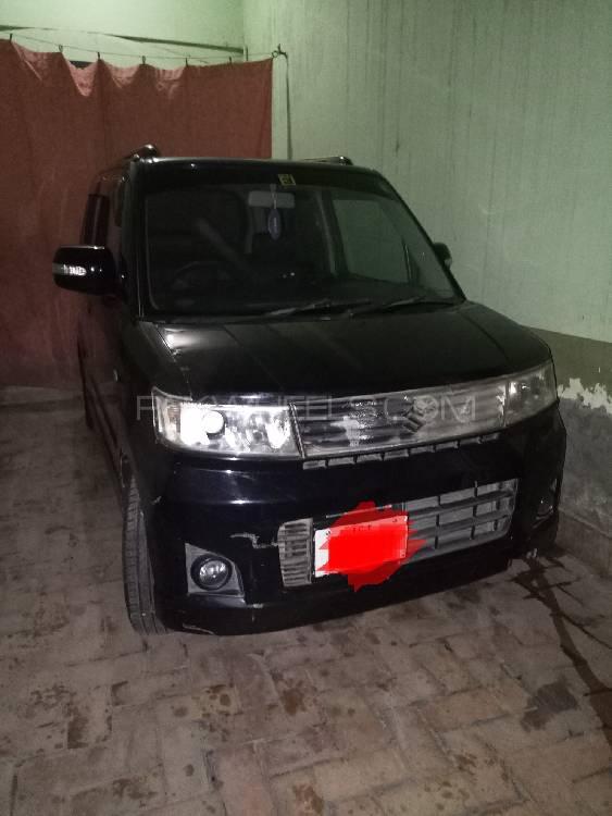 Suzuki Wagon R FX-S Limited 2008 Image-1