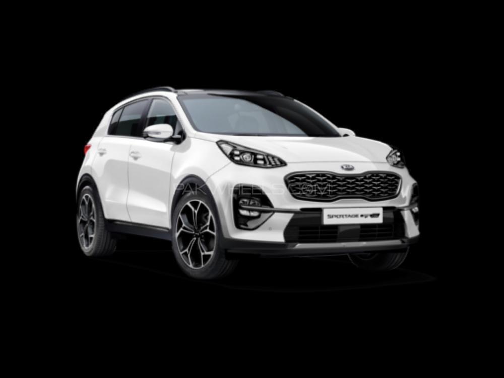 KIA Sportage 2.0 EX 4x4 Automatic 2019 Image-1