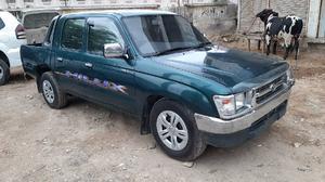 Toyota Pickup Cars for sale in Pakistan | PakWheels